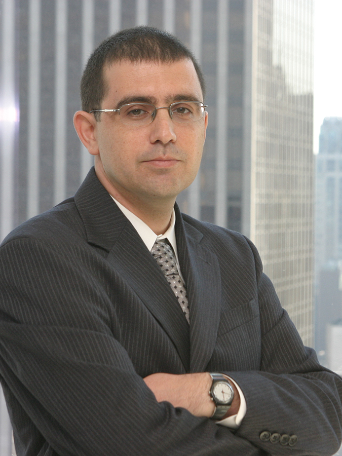 David Sosna-  Co-Founder and Chief Executive Officer