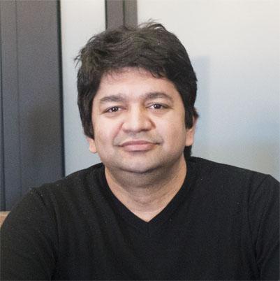 sudharshan headshot