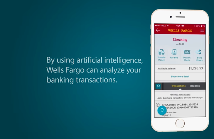 Artificial Intelligence, Real Insights, and Innovation from Wells Fargo