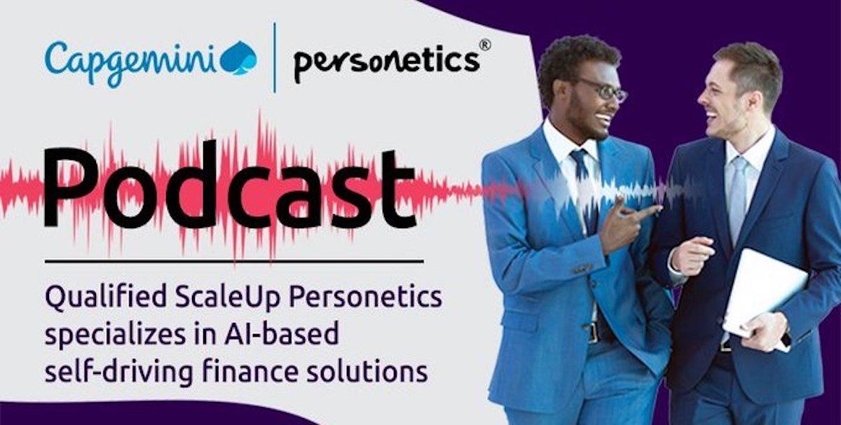Capgemini Personetics podcast featured copy