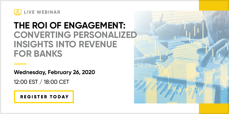 [Webinar Replay] The ROI of Engagement: Converting Personalized Insights into Revenue for Banks