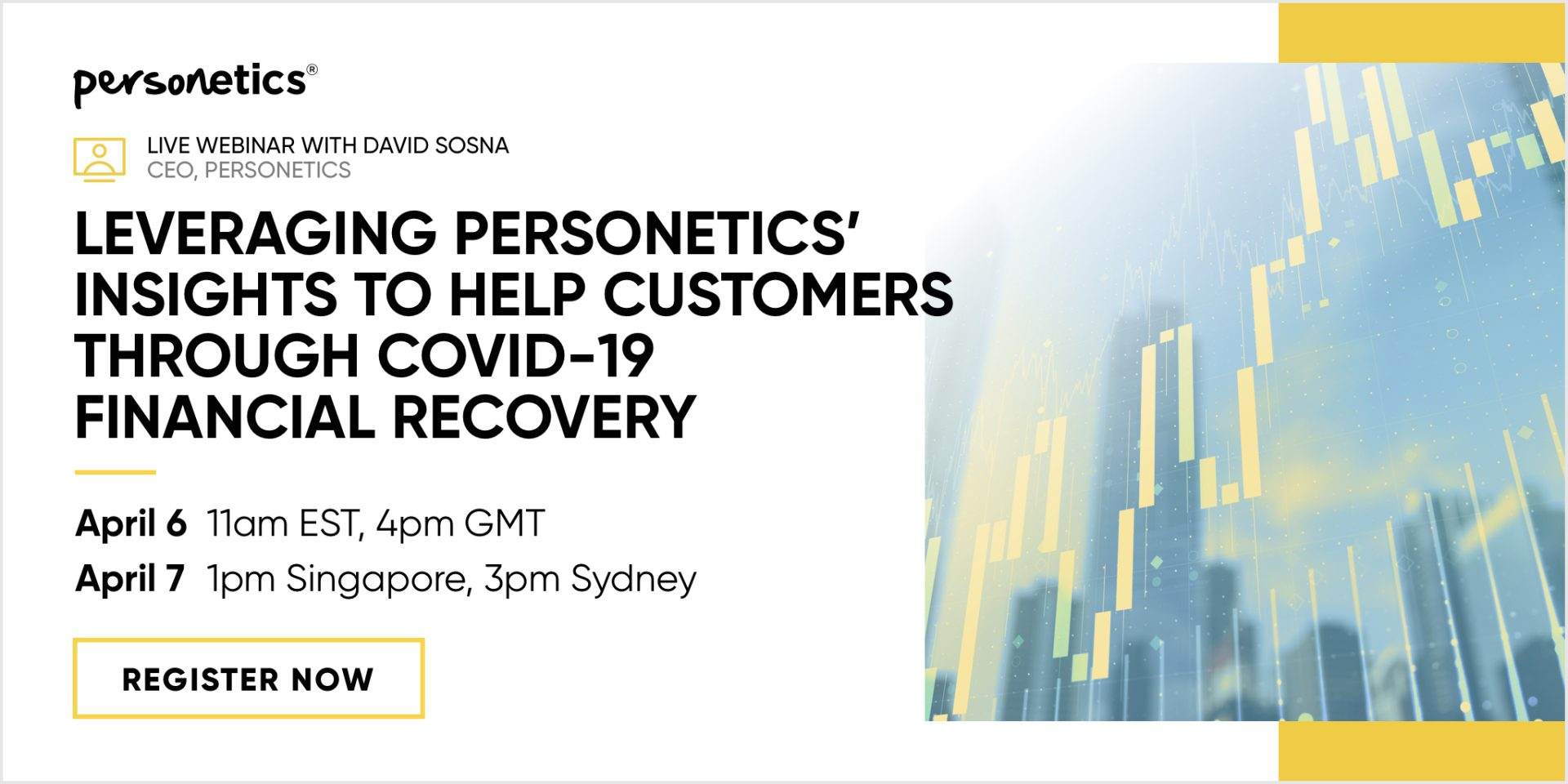 [Webinar Replay] Leveraging Personetics' Insights to Help Customers Through COVID-19 Financial Recovery