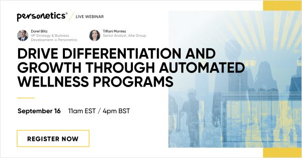 [Webinar Replay] Drive Differentiation and Growth Through Automated Wellness Programs