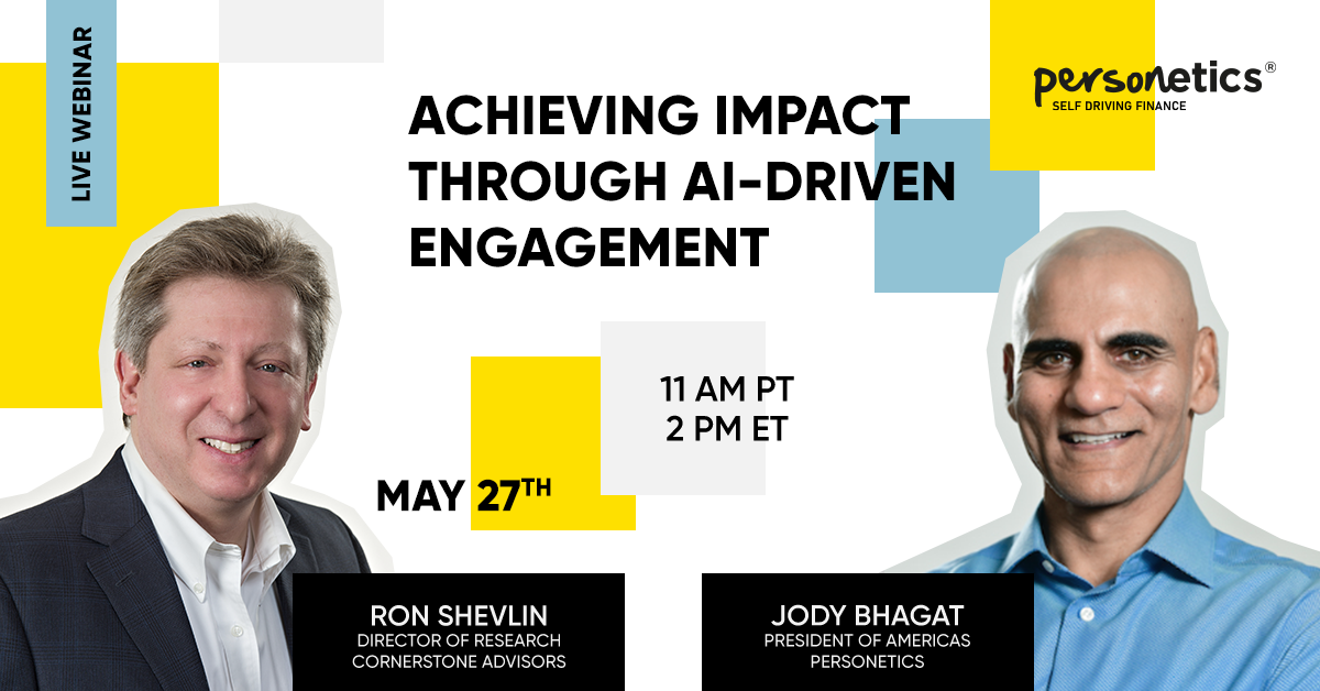 [Live Webinar] Achieving Impact Through AI-Driven Engagement