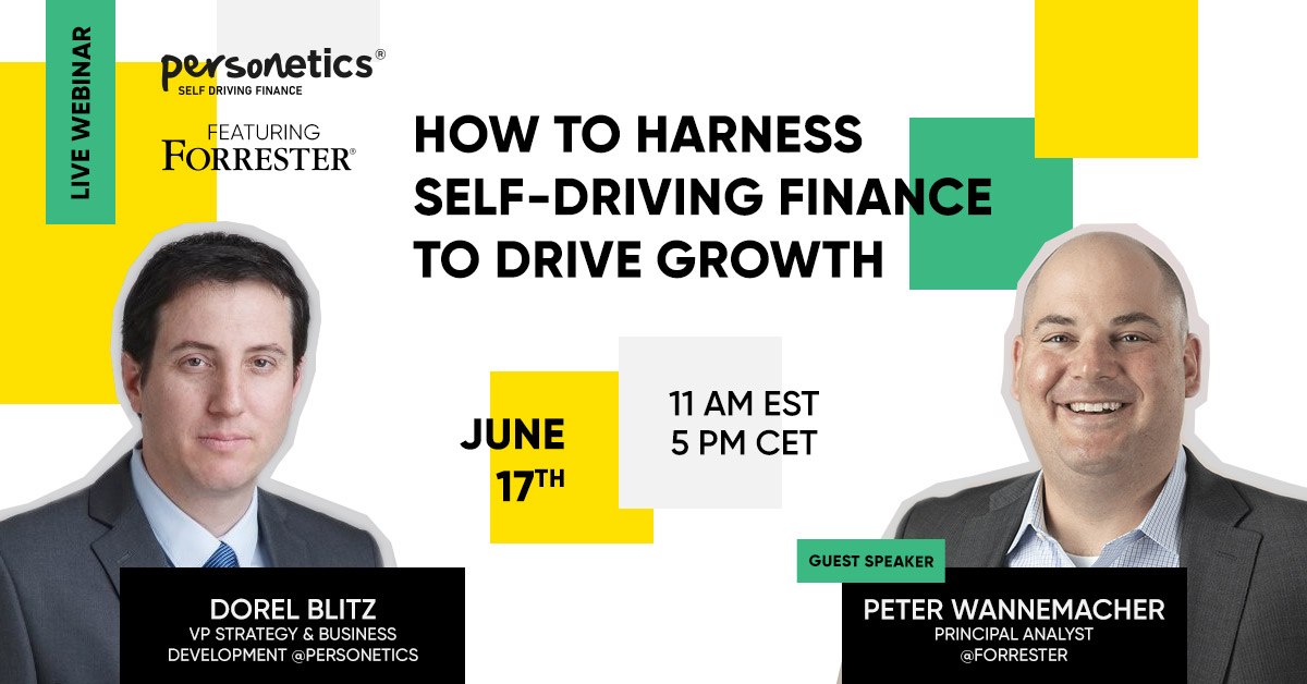 [Webinar Replay] How To Harness Self-Driving Finance To Drive Growth
