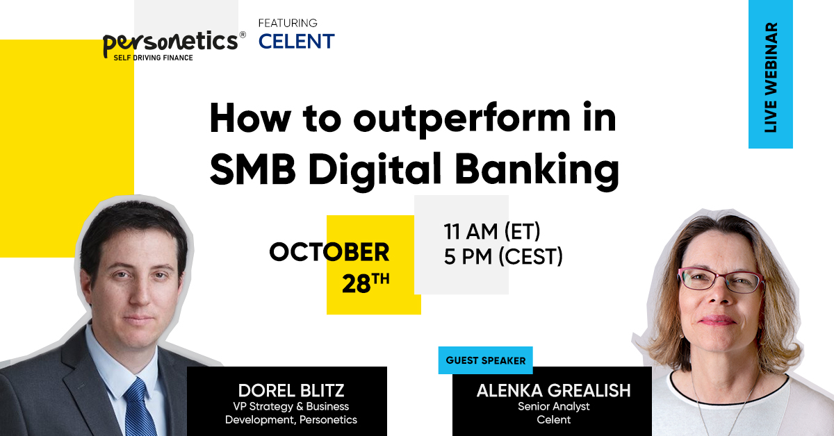 [Live Webinar] How to outperform in SMB Digital Banking